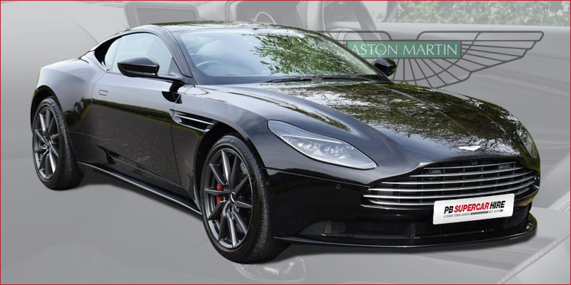 Aston Martin DB11 Hire Front Driver Side Main