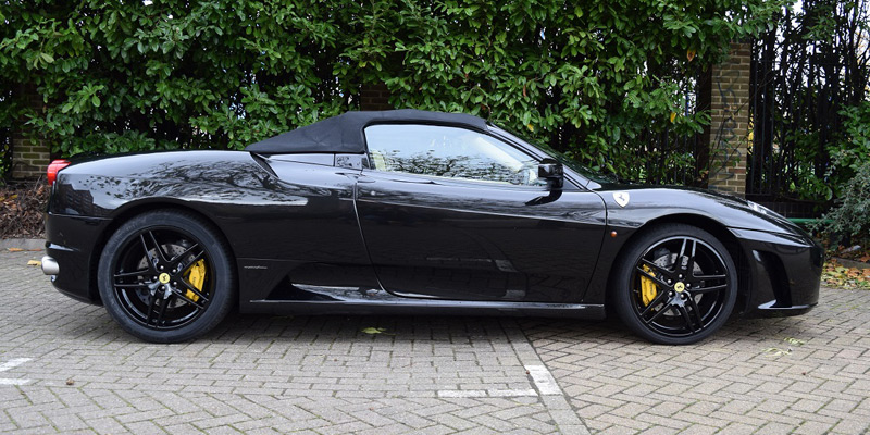 Ferrari rent at PB Supercars. Rent this Ferrari F430 today