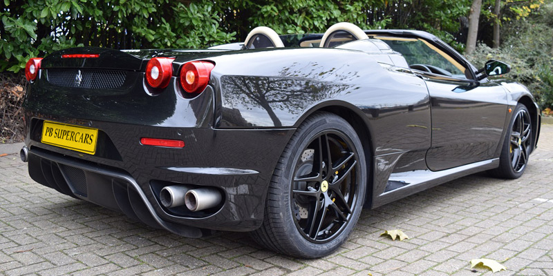 See this Ferrari F430 at PB Supercars. Ferarri hire online