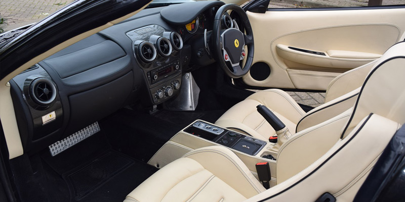 Great deals on this F430 Ferrari rent at PB Supercars