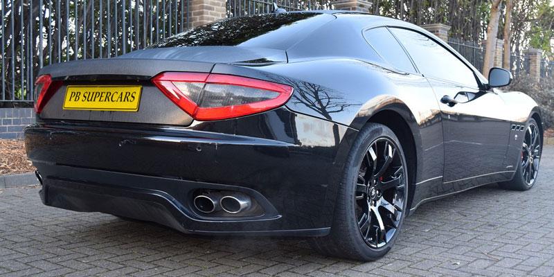 Maserati gran turismo hire maserati car hire at pb supercars sciox Gallery