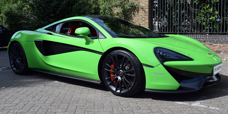 Mclaren Supercar Hire London Mclaren Hire At Pbsh