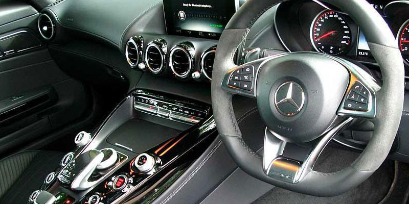 Rent a Mercedes AMG from PB Supercars online today